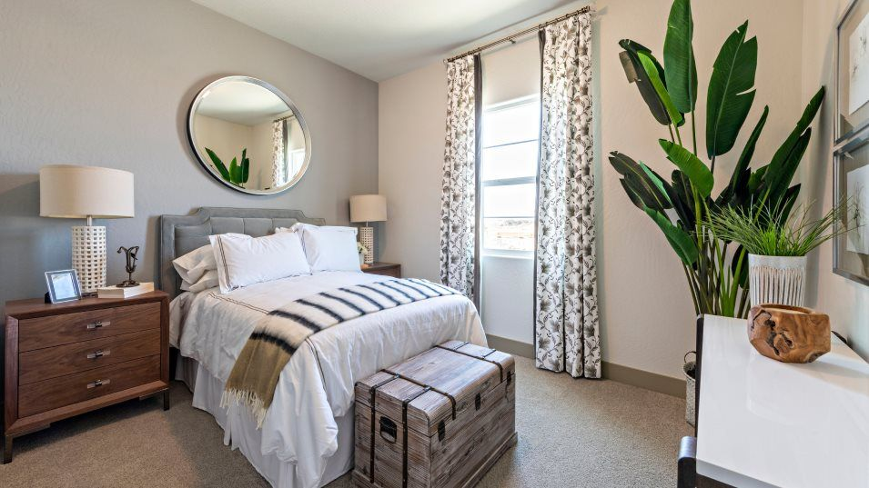 Bedroom featured in the Alpenglow By Lennar in Visalia, CA