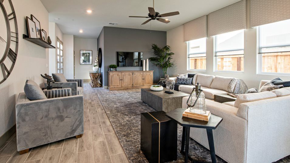 Living Area featured in the Solstice By Lennar in Visalia, CA
