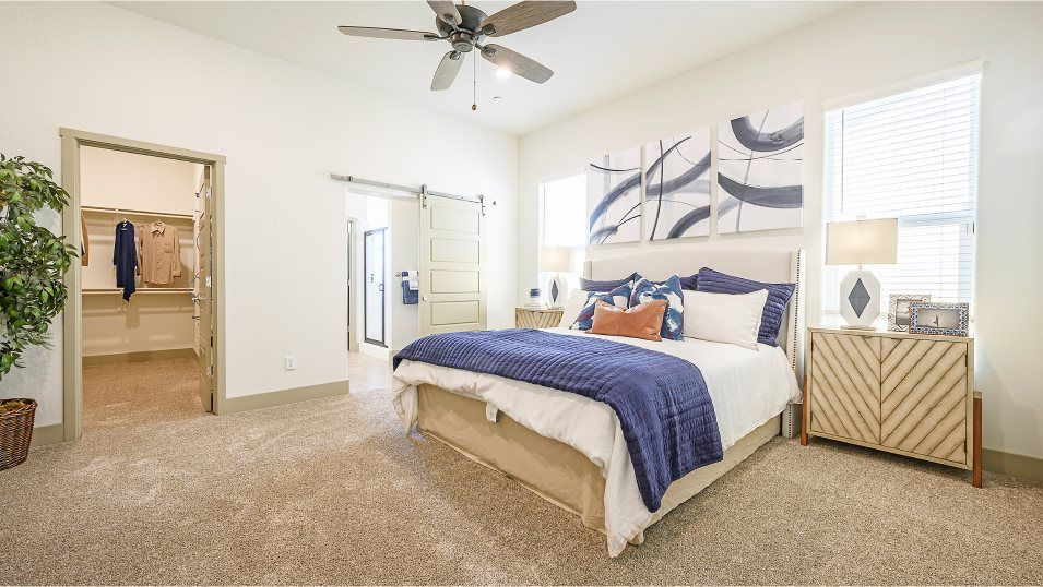 Bedroom featured in the Sundance By Lennar in Fresno, CA