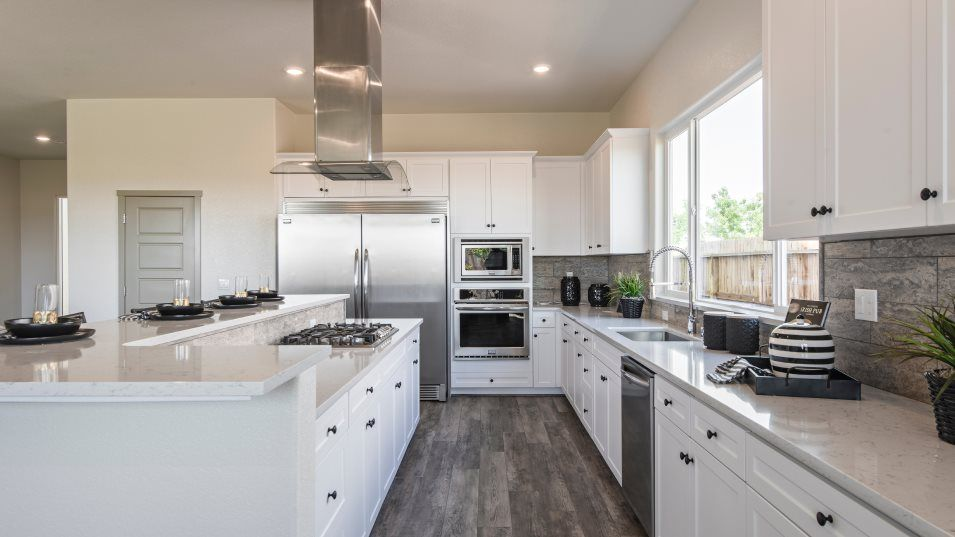 Kitchen featured in the Moonlight By Lennar in Fresno, CA