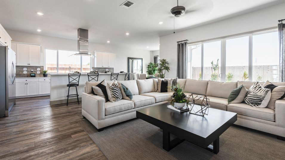 Living Area featured in the Moonlight By Lennar in Fresno, CA