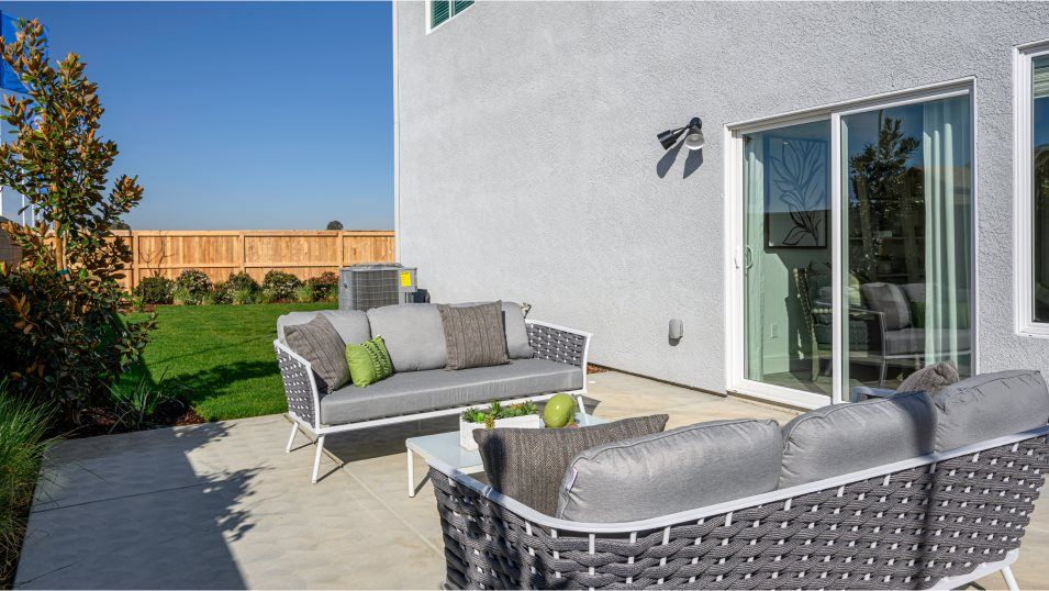 Exterior featured in the Persimmon By Lennar in Fresno, CA