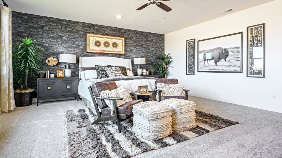 Bedroom featured in the Overture By Lennar in Fresno, CA