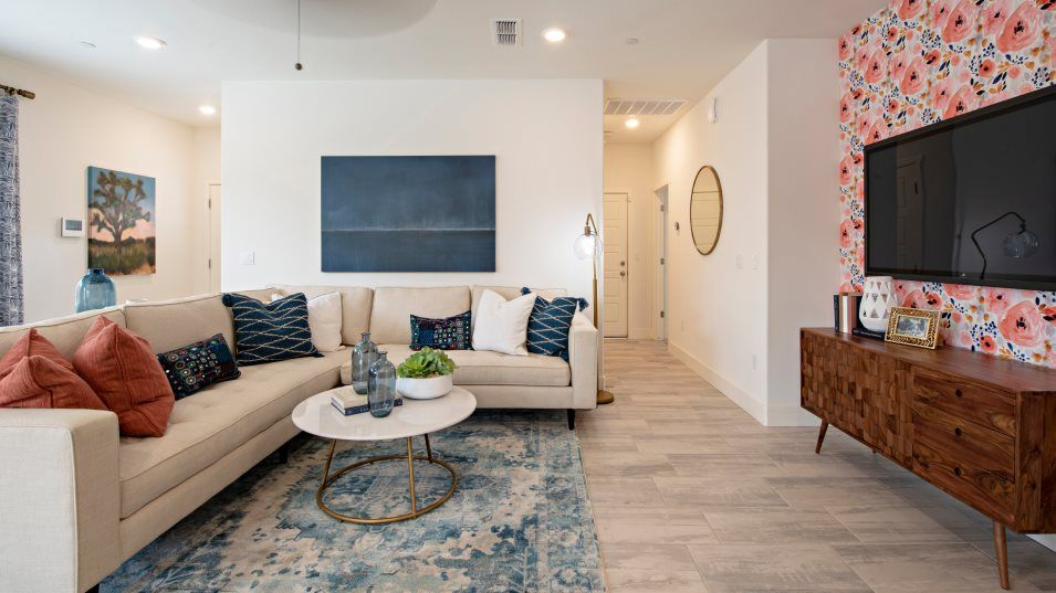 Living Area featured in the Reef By Lennar in Bakersfield, CA
