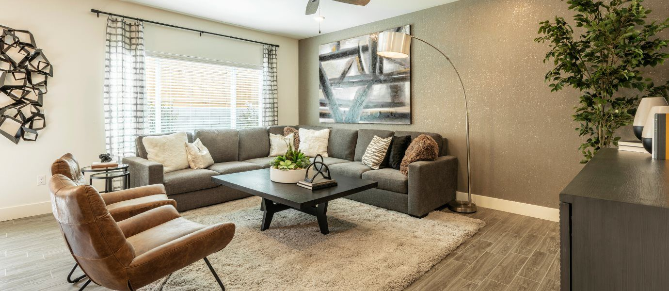 Living Area featured in the Seaside By Lennar in Bakersfield, CA