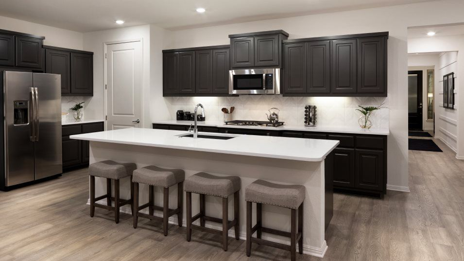 Kitchen featured in the Weaver By Lennar in Austin, TX
