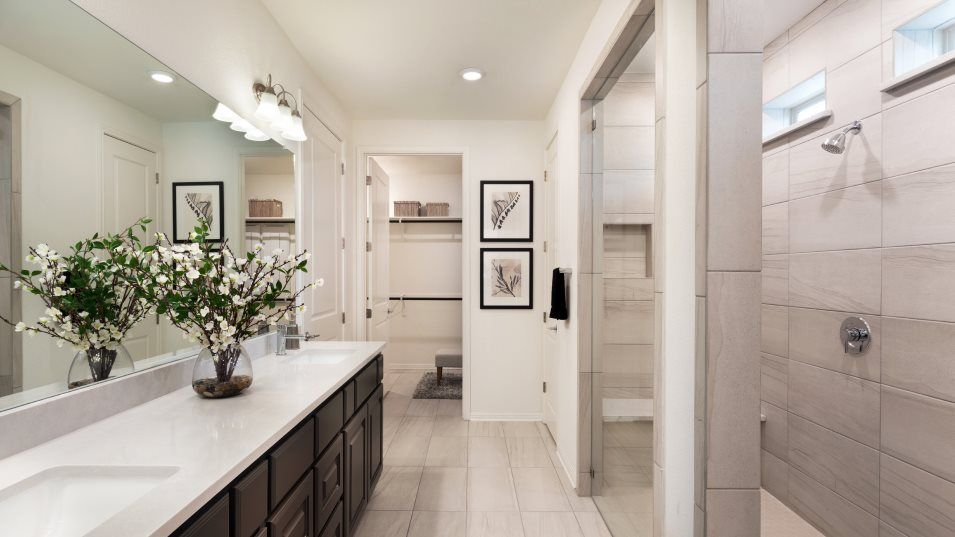 Bathroom featured in the Weaver By Lennar in Austin, TX