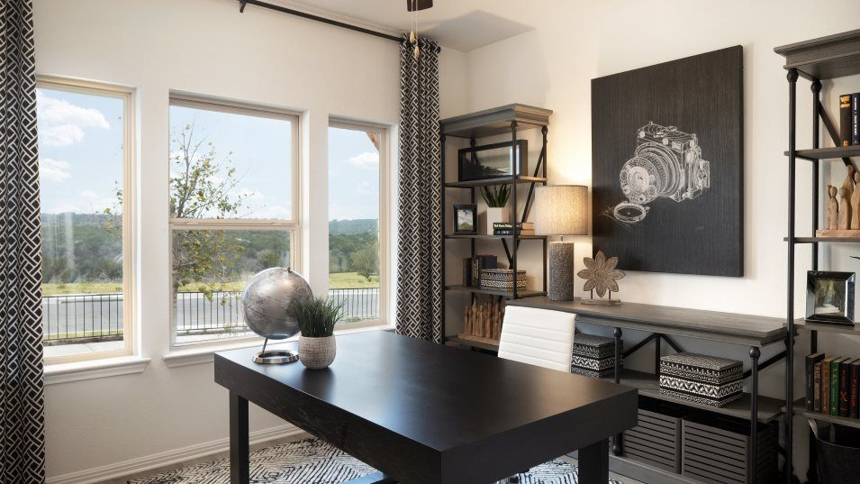 Living Area featured in the Weaver By Lennar in Austin, TX