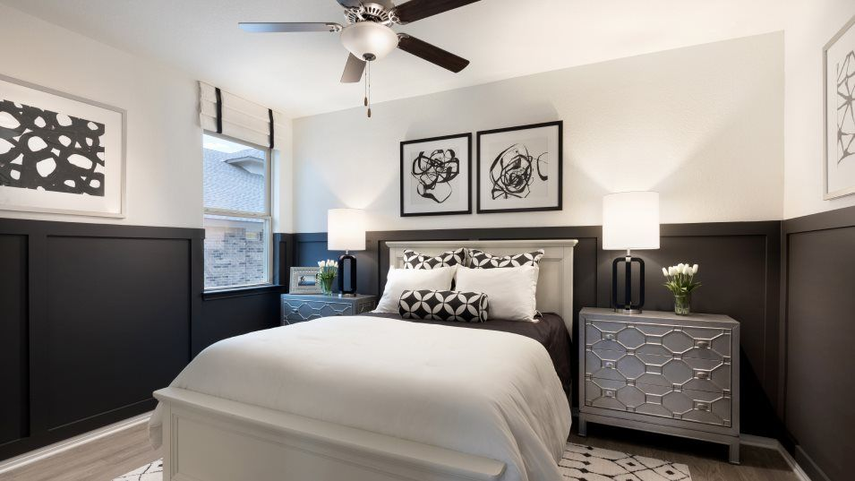 Bedroom featured in the Weaver By Lennar in Austin, TX