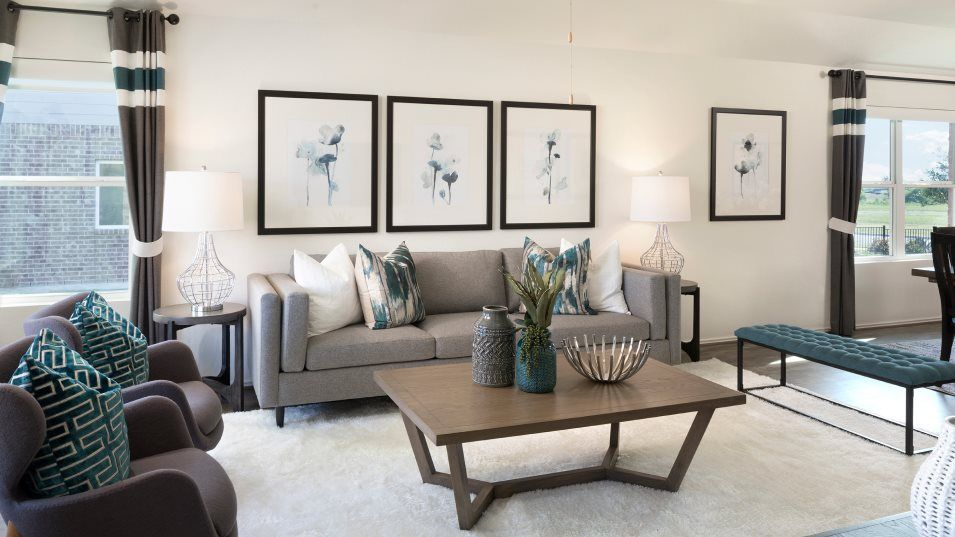Living Area featured in the Duff By Lennar in Austin, TX