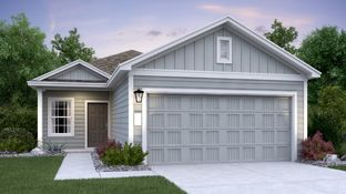Rundle - Greenwood - Cottage Collection: Pflugerville, Texas - Lennar