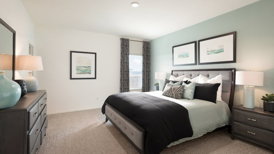 Bedroom featured in the Durbin By Lennar in Austin, TX