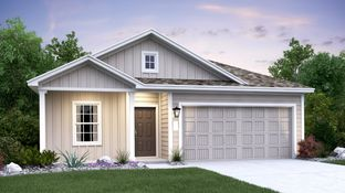 Fullerton - Greenwood - Watermill Collection: Pflugerville, Texas - Lennar