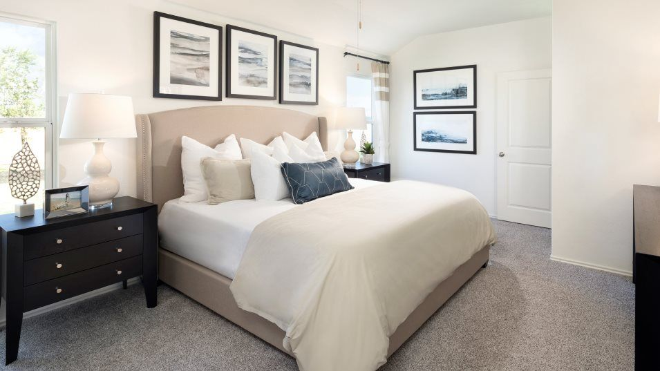 Bedroom featured in the Duff By Lennar in Austin, TX