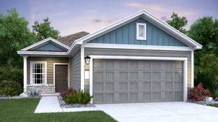 Rundle - Sun Chase - Cottage and Watermill Collections: Del Valle, Texas - Lennar