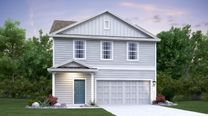Sun Chase - Cottage and Watermill Collections by Lennar in Austin Texas