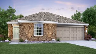 Cardwell - Whisper - Claremont and Highlands Collections: San Marcos, Texas - Lennar