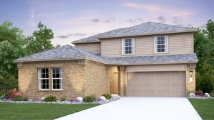 Hudson II - Whisper - Claremont and Highlands Collections: San Marcos, Texas - Lennar