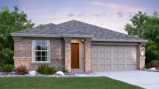 Collins - Commons at Rowe Lane - Claremont Collection: Pflugerville, Texas - Lennar