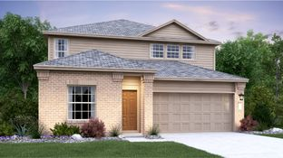 Brock - Commons at Rowe Lane - Claremont Collection: Pflugerville, Texas - Lennar