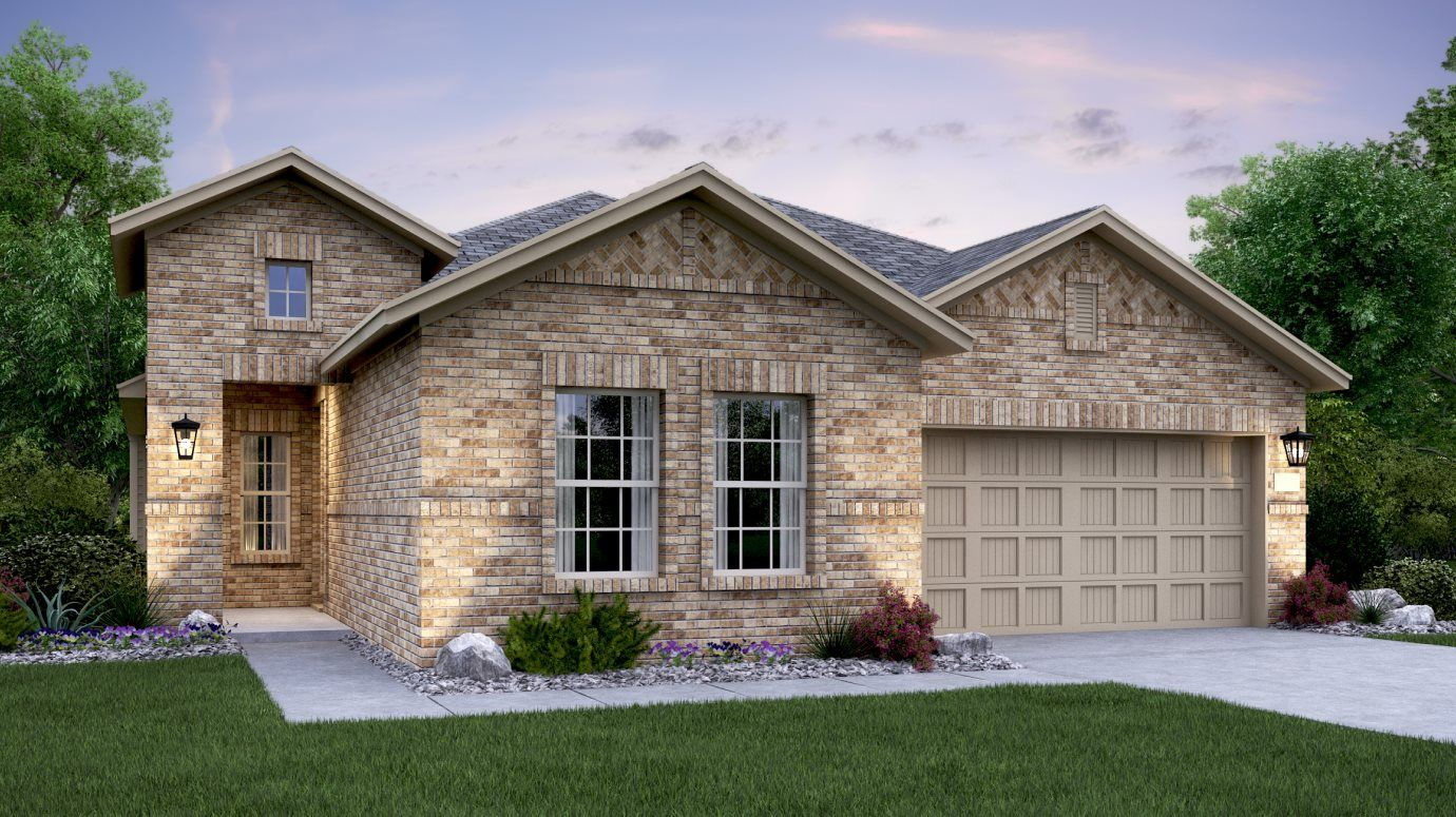 Exterior featured in the Cannon By Lennar in Austin, TX
