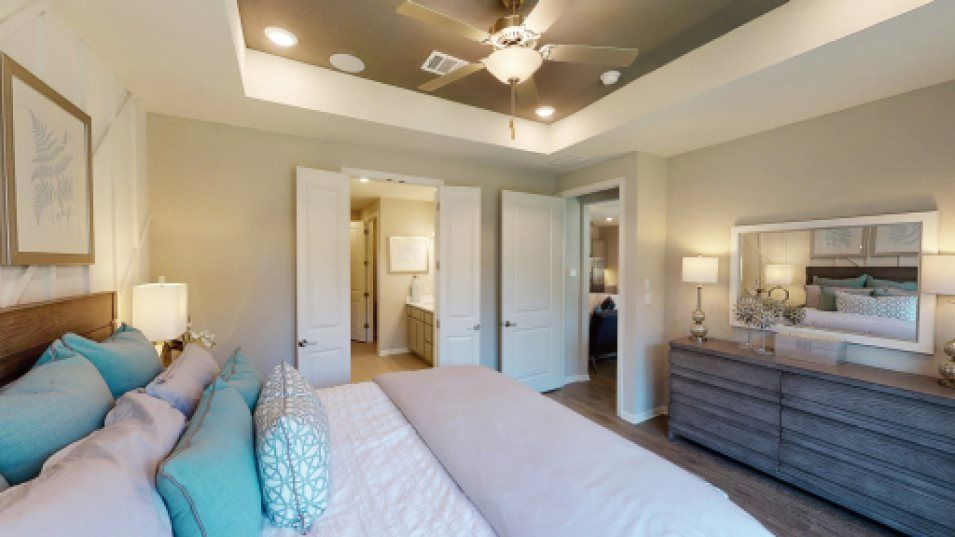 Bedroom featured in the Afton II By Lennar in Austin, TX