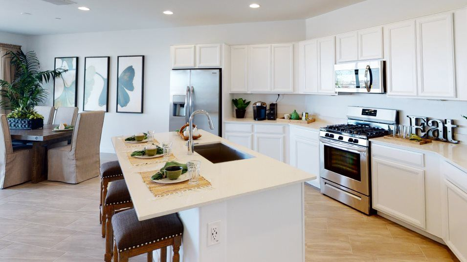 Kitchen featured in the Sage Plan 4022 By Lennar in Phoenix-Mesa, AZ