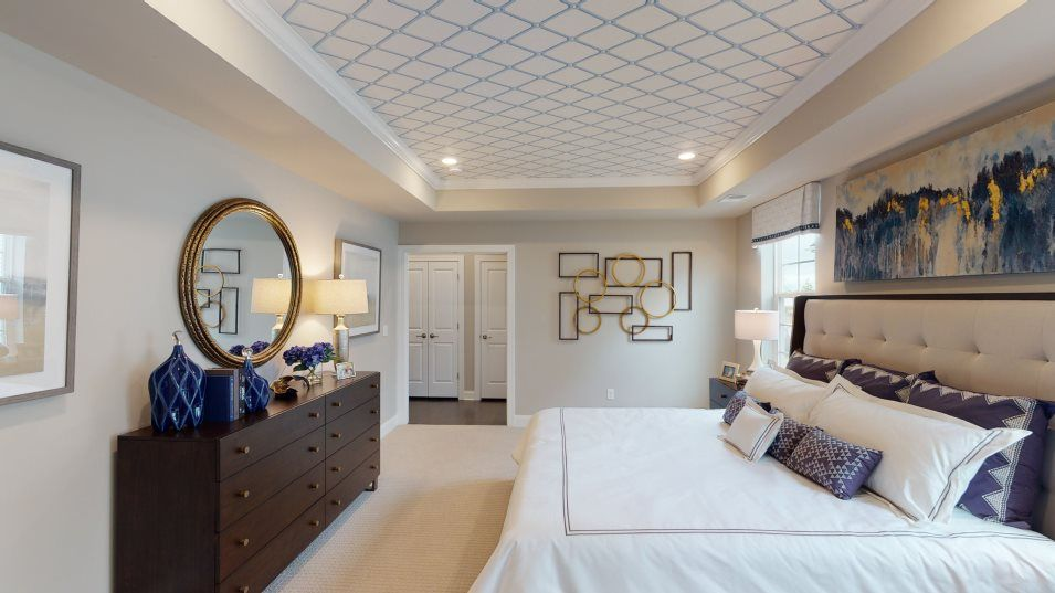 Bedroom featured in the Belmont By Lennar in Ocean County, NJ