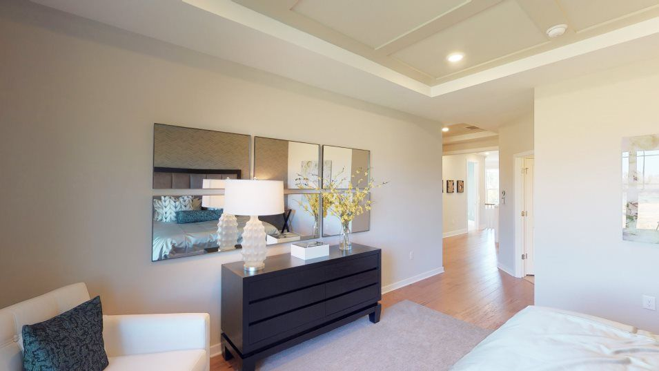 Bedroom featured in the Ridgewood By Lennar in Mercer County, NJ