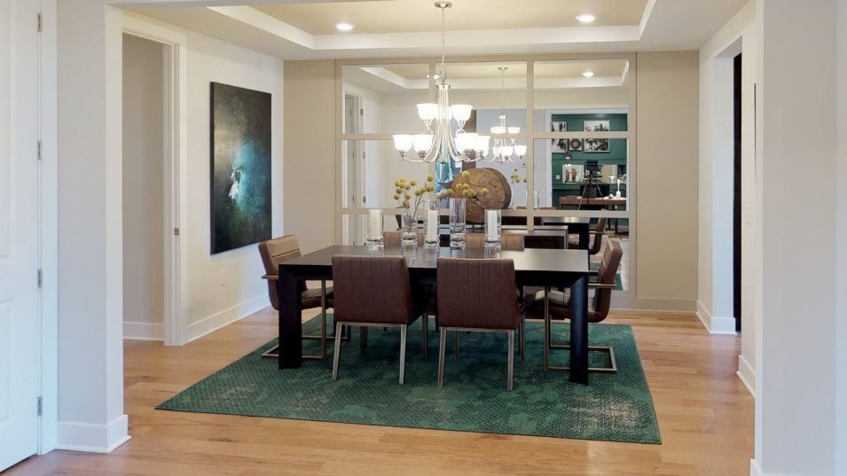 Living Area featured in the Ridgewood By Lennar in Mercer County, NJ