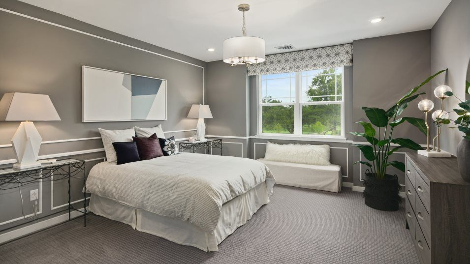 Bedroom featured in the Augusta By Lennar in Mercer County, NJ