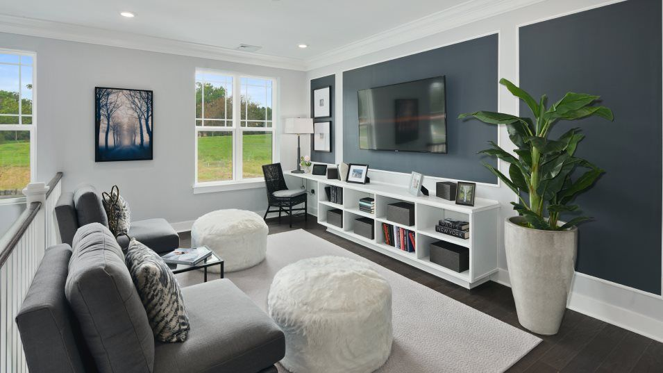 Living Area featured in the Augusta By Lennar in Mercer County, NJ