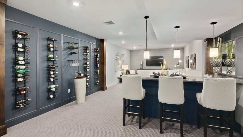 Kitchen featured in the Augusta By Lennar in Mercer County, NJ
