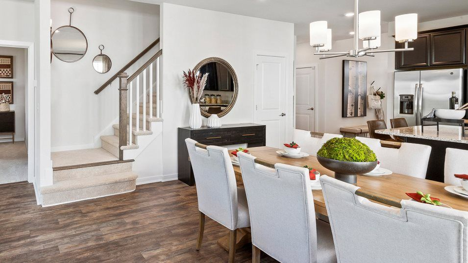 Kitchen featured in the Astor - Two-Story By Lennar in Philadelphia, NJ