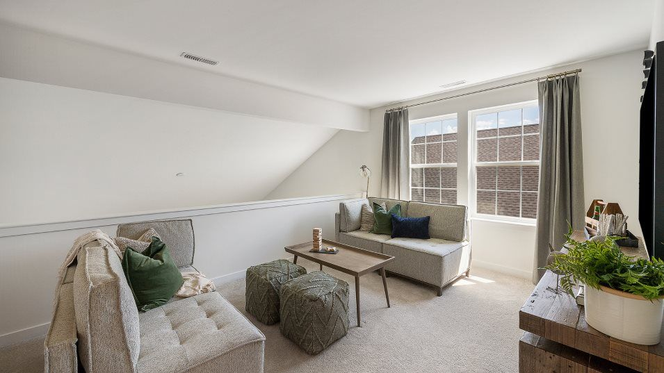 Living Area featured in the Beacon - Two-Story By Lennar in Philadelphia, NJ