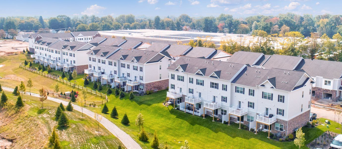 'The Collection at Morristown' by Lennar - Northeast in Morris County