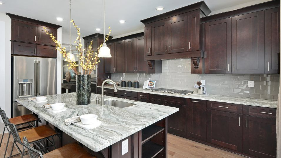 Kitchen featured in the Ridgewood By Lennar in Morris County, NJ