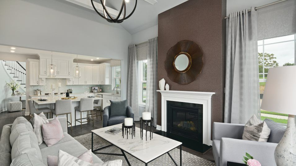 Living Area featured in the Augusta By Lennar in Morris County, NJ