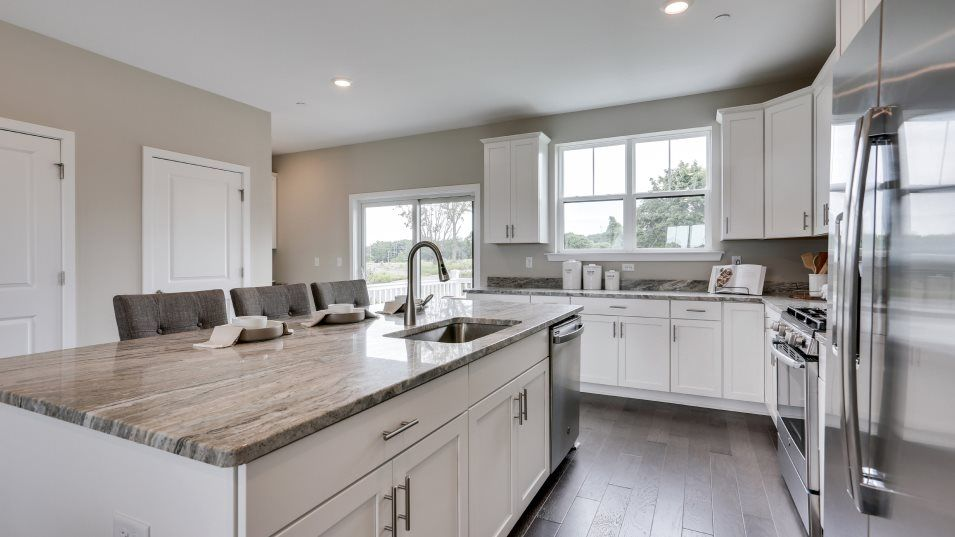 Kitchen featured in the PERSHING By Lennar in Monmouth County, NJ