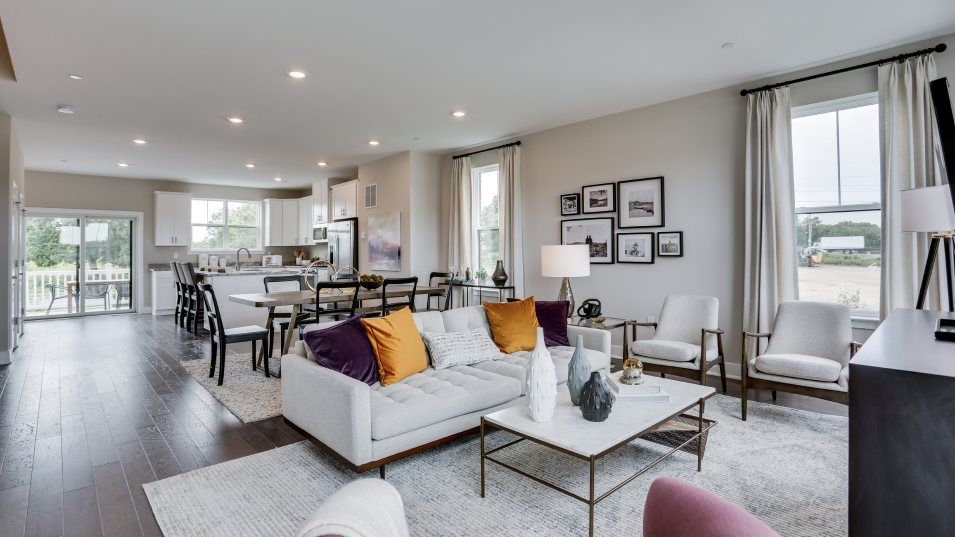 Living Area featured in the PERSHING By Lennar in Monmouth County, NJ