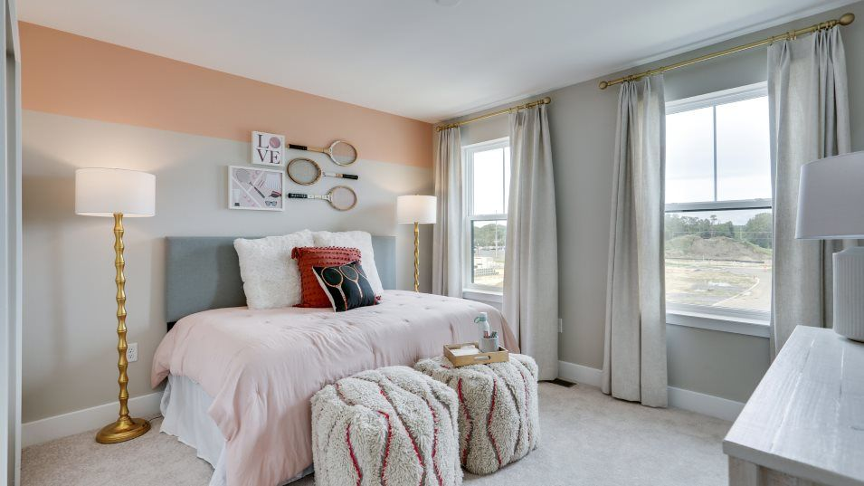 Bedroom featured in the PERSHING By Lennar in Monmouth County, NJ