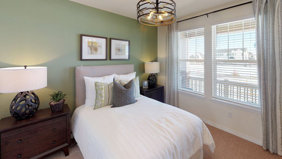 Bedroom featured in the Stonehaven II By Lennar in Denver, CO