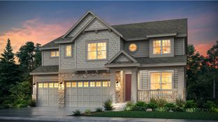 Silverleaf - Willow Bend - The Grand Collection: Thornton, Colorado - Lennar