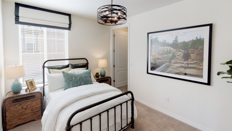 Bedroom featured in the Ascott By Lennar in Denver, CO