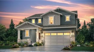 Tabor - Turnberry - The Pioneer Collection: Commerce City, Colorado - Lennar