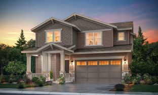 Pinnacle - Turnberry - The Pioneer Collection: Commerce City, Colorado - Lennar