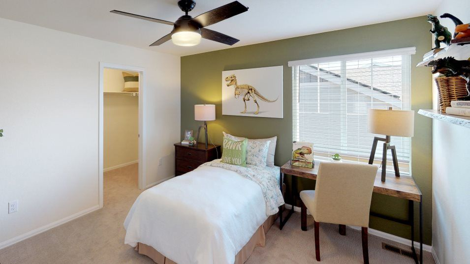 Bedroom featured in the Pinnacle By Lennar in Denver, CO