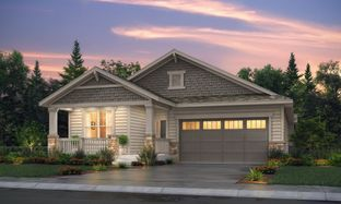 Graham - Turnberry - The Monarch Collection: Commerce City, Colorado - Lennar