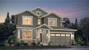 Ashbrook - Turnberry - The Monarch Collection: Commerce City, Colorado - Lennar