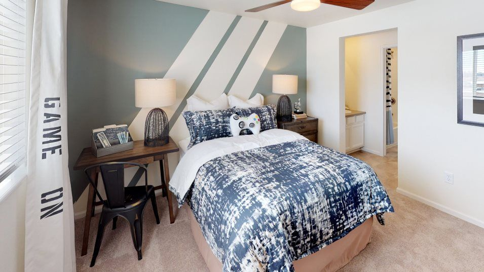 Bedroom featured in the Ashbrook By Lennar in Denver, CO
